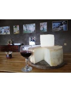"""Напівтвердий сир """"Галайський"""" з козиного молока"""